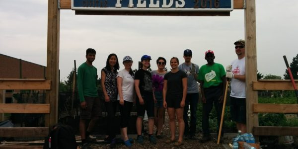 Blueberry Fields Volunteers